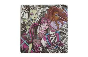 Ubrousky Monster High