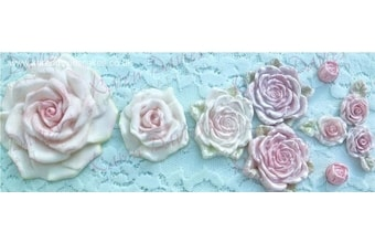 Moulds - Large Rose KD